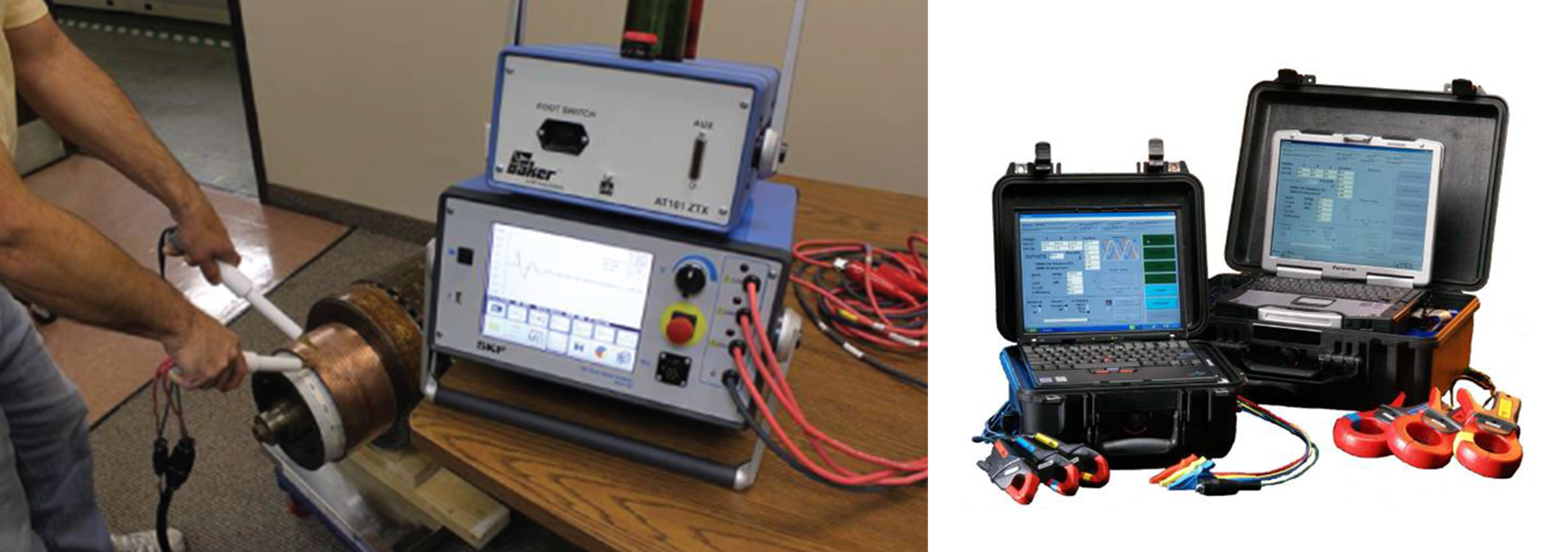 electric motor testers