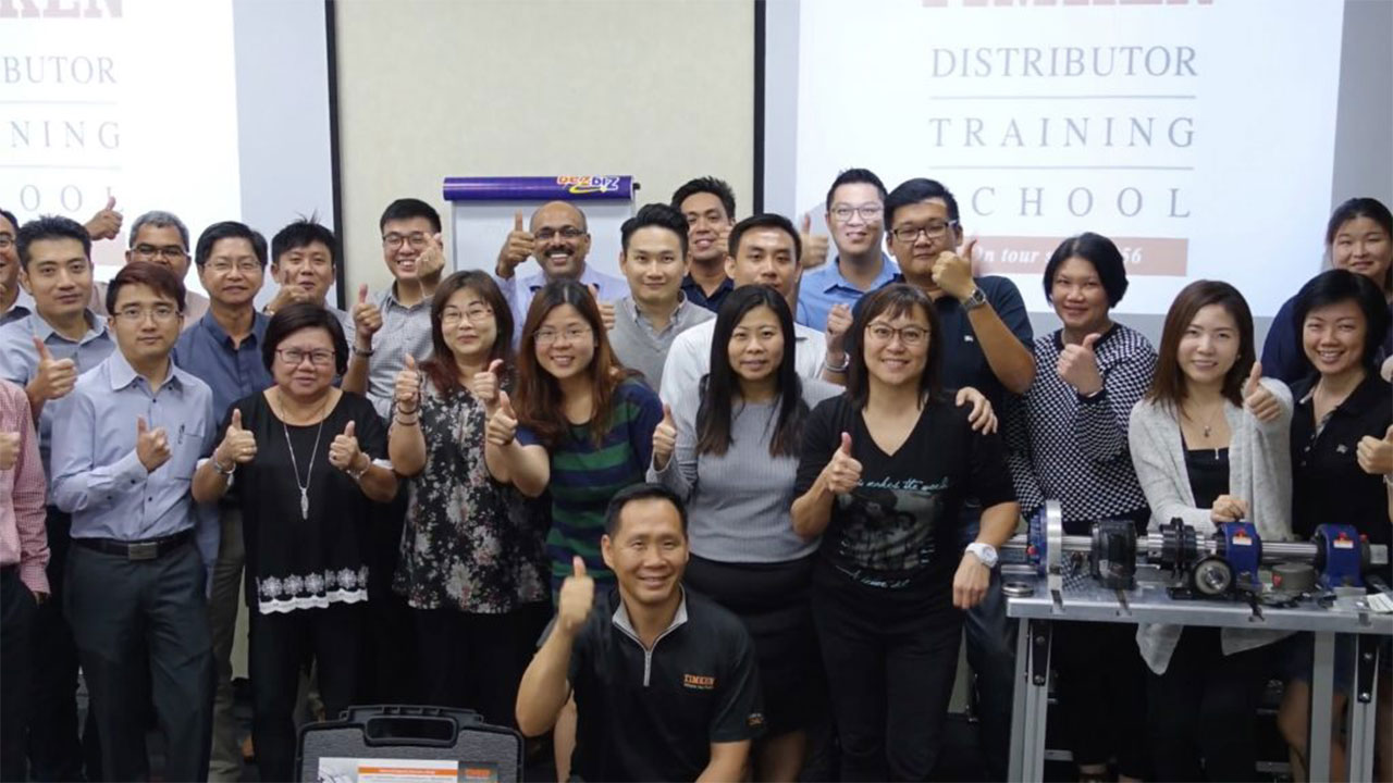 Timken Distributor Training<br>29 - 30 March 2017