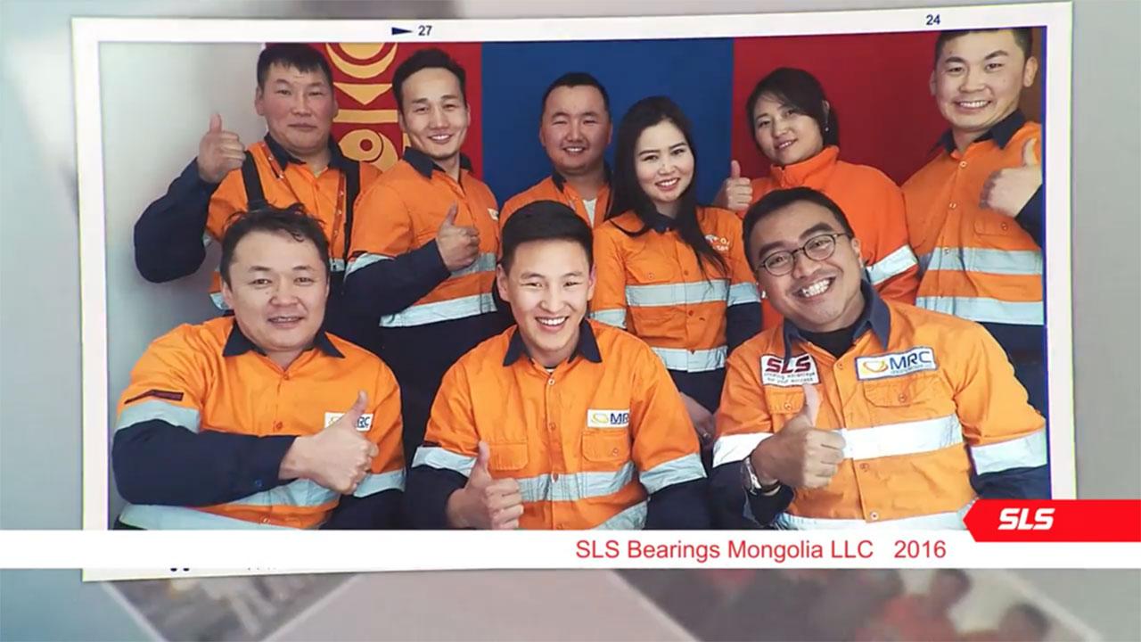 SLS Mongolia Flashback 2016