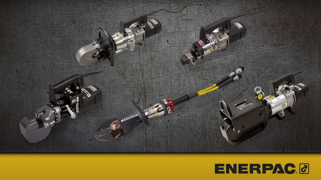 Industrial Cutters l Enerpac