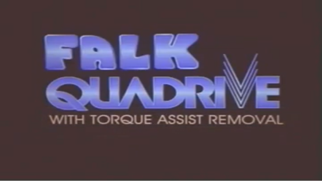 Falk Quadrive geardrive arrow mounted speed reducer l SLS Partner Rexnord