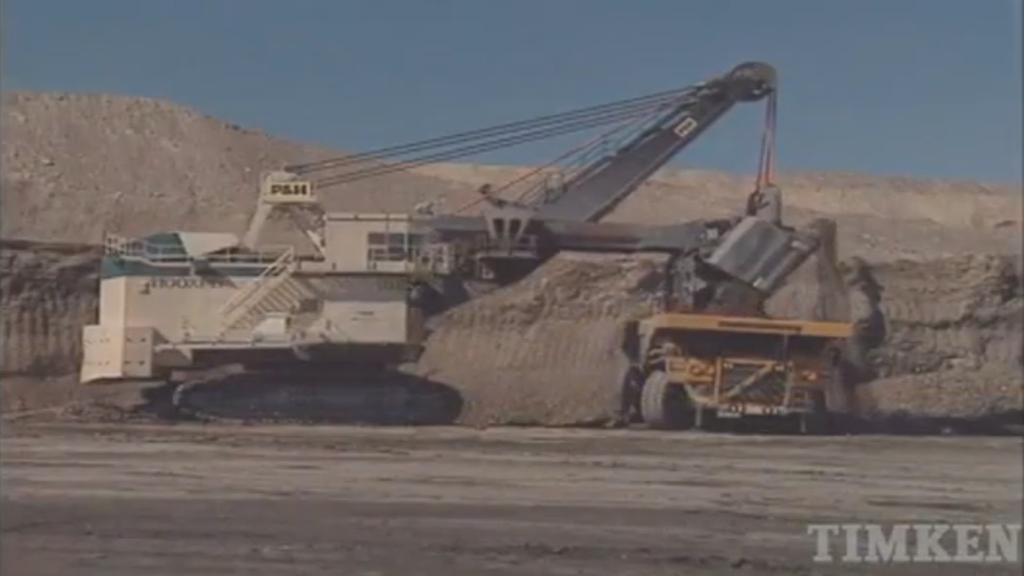 Timken Solutions for Above & Underground Mining l SLS Partner Timken