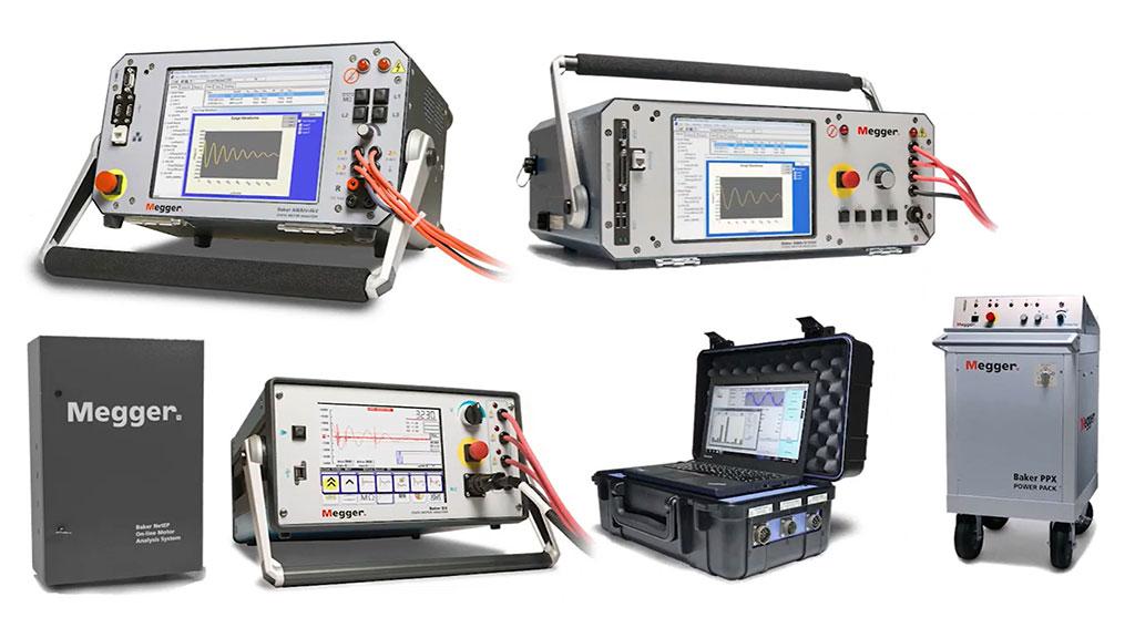 Baker Instruments Electric Motor Testing Overview l SLS Partner Megger