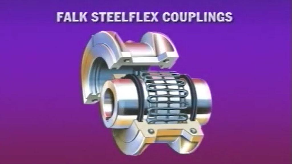 Falk Steelflex Coupling l SLS Partner Rexnord