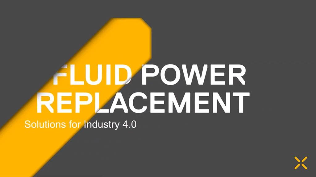 Fluid power replacement l SLS Partner Ewellix