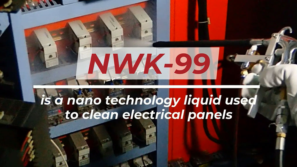 Having difficulties cleaning your live electrical panel? l SLS Partner NWK
