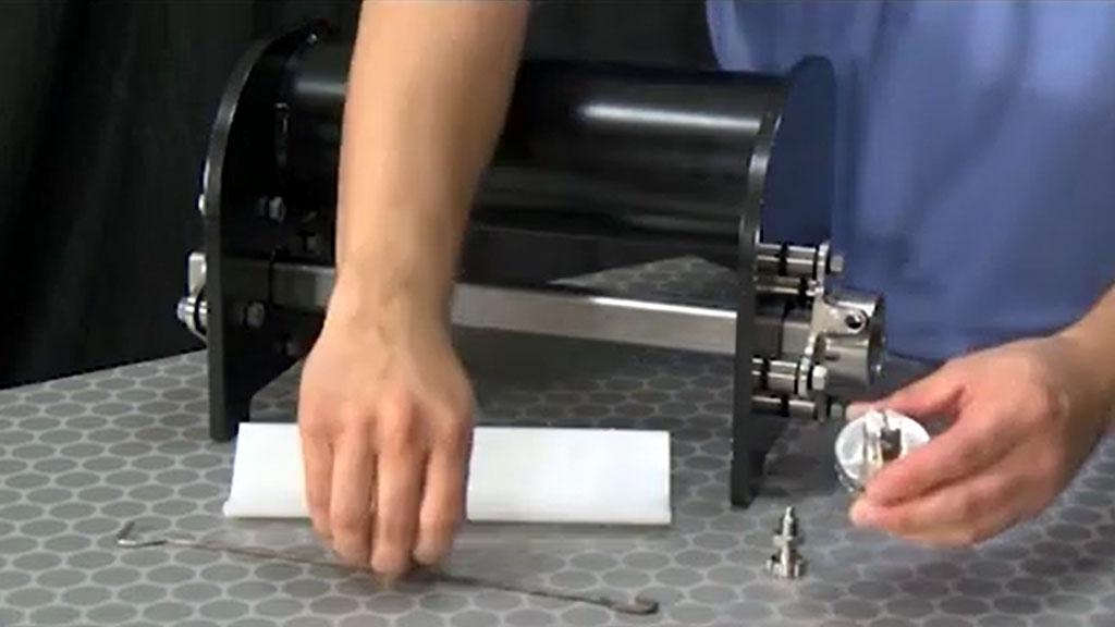 How to Install Belt Cleaner l SLS Partner Flexco