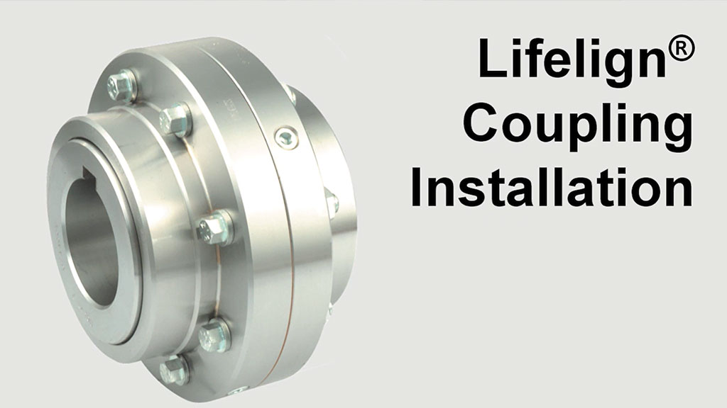 How to Install a Falk Lifelign Gear Coupling l SLS Partner Rexnord