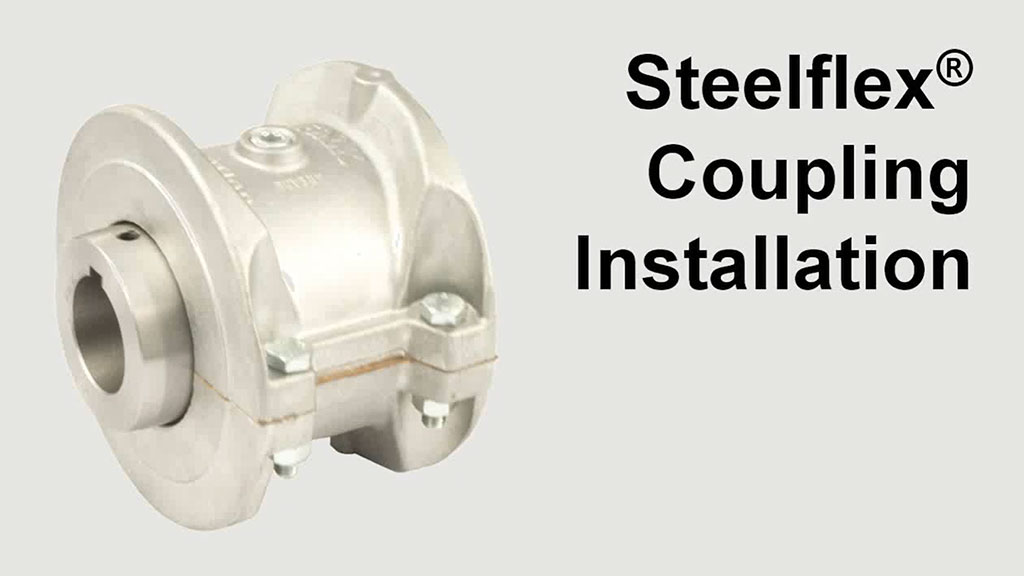 How to Install a Falk Steelflex Grid Coupling l SLS Partner Rexnord