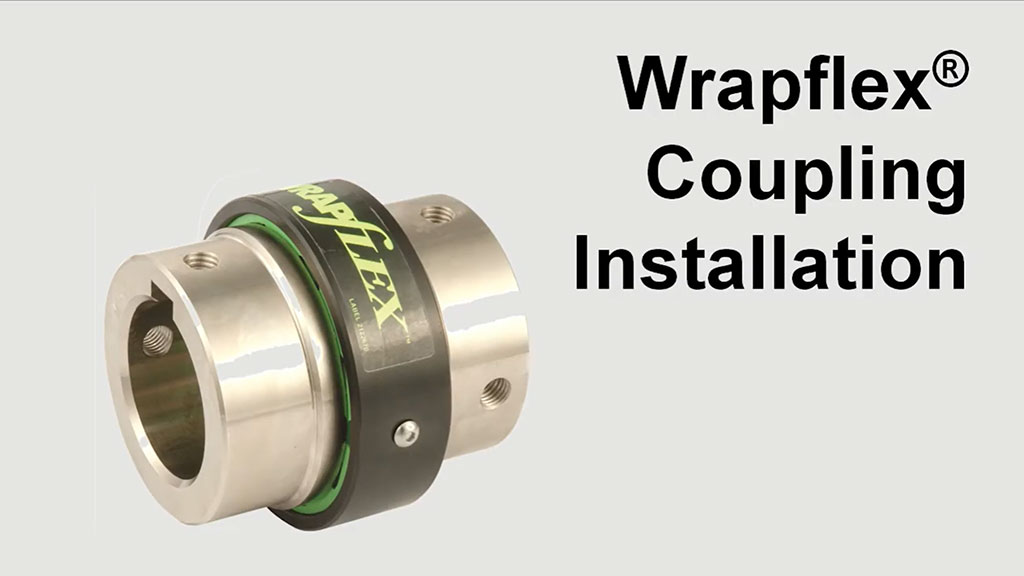 How to Install a Falk Wrapflex Elastomeric Coupling l SLS Partner Rexnord