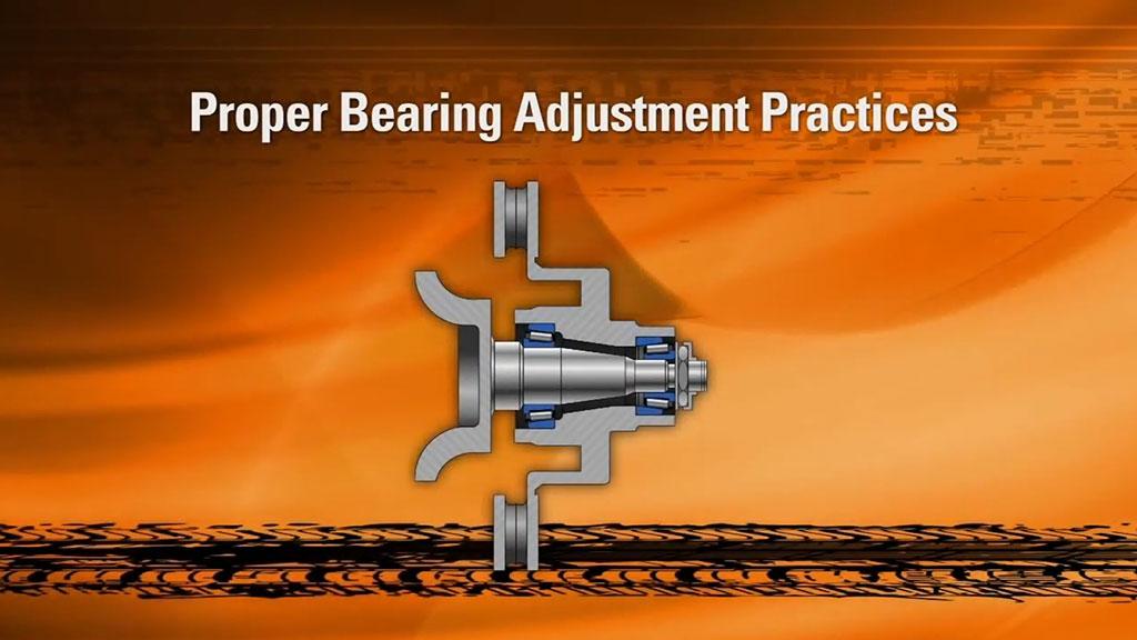 Proper Tapered Roller Bearing Installation in the Hub Assembly l SLS Partner Timken