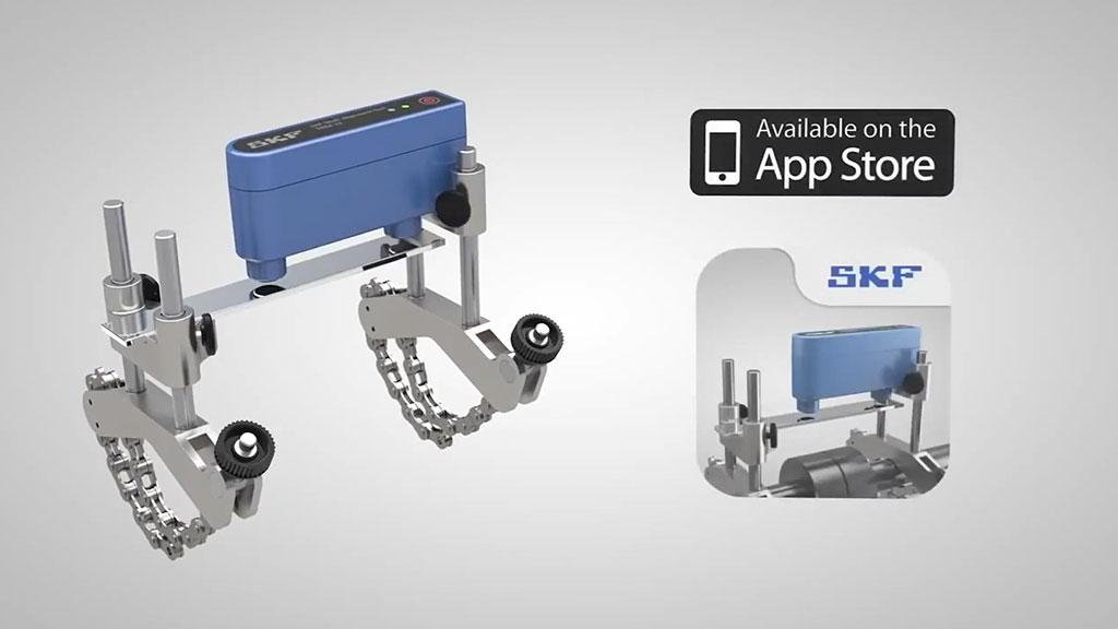SKF Shaft Alignment Tool TKSA11 l SLS Partner SKF