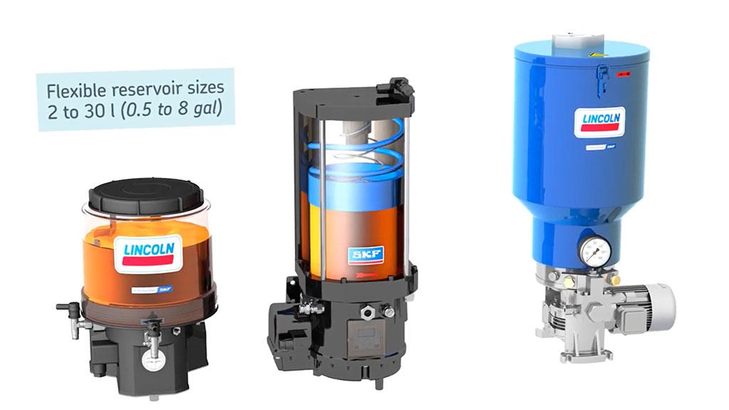 SKF progressive lubrication systems l SLS Partner JSG