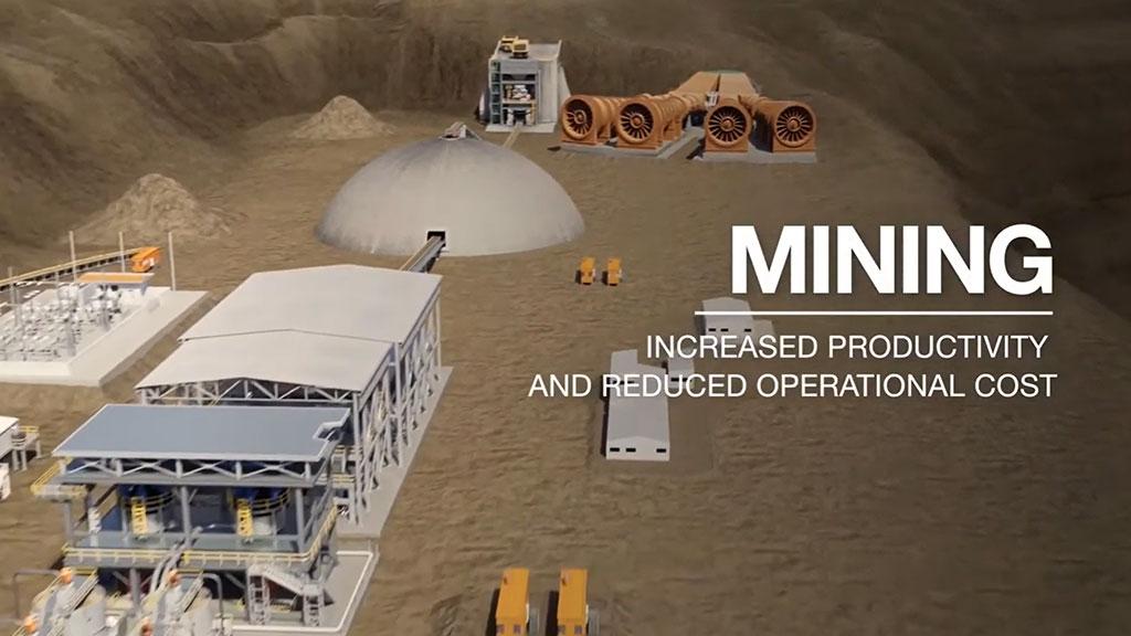Solutions for Mining l SLS Partner WEG