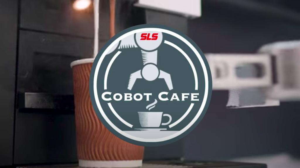 SLS Cobot Cafe l Sneak Peek