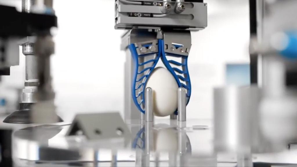 Your versatile Gripping Application finds a fitting Solution l SLS Partner Festo