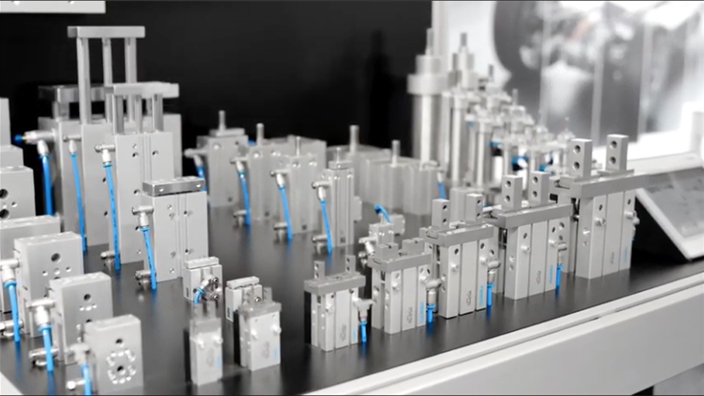 Automation solutions from Festo that are fit for the electronics industry l SLS Partner Festo