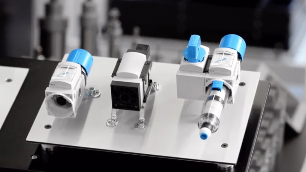 MS-Basic - attractively priced and high-performance service units l SLS Partner Festo