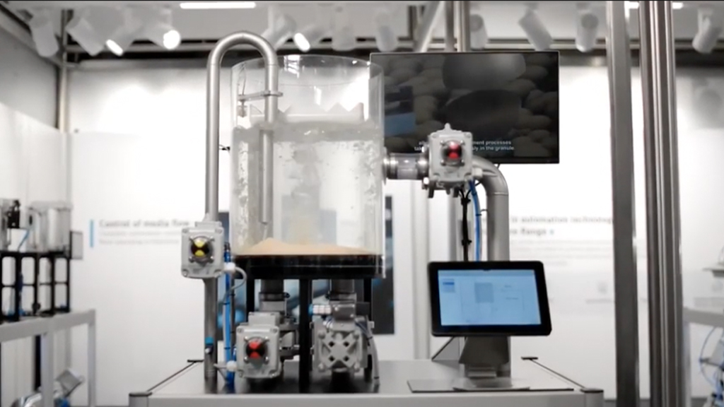 Everything from a single source - automation solutions for the process industry l SLS Partner Festo