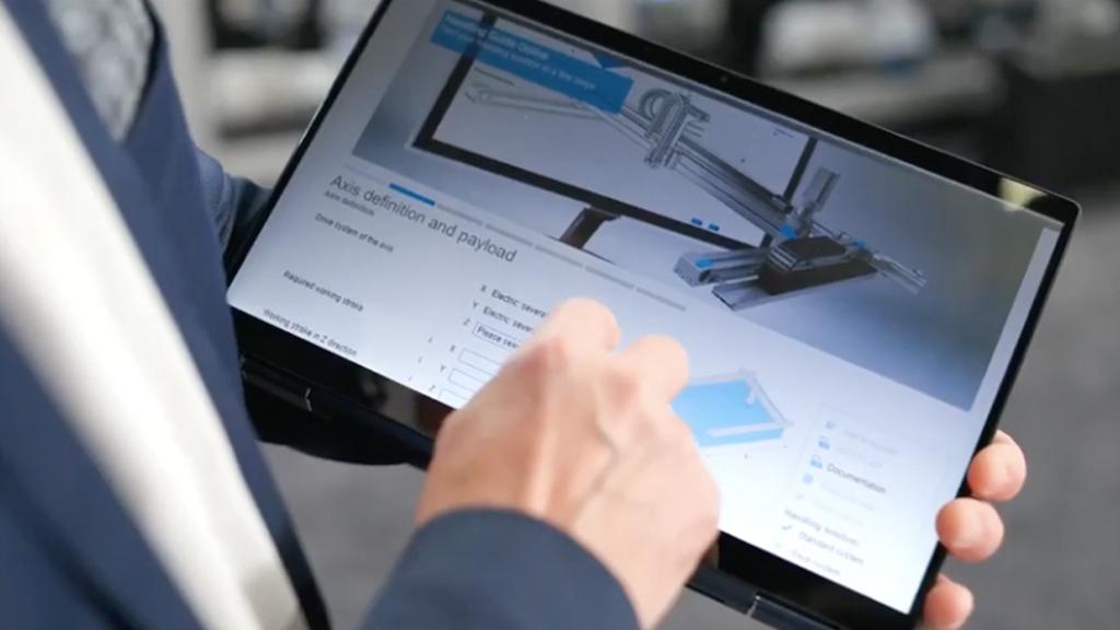 Reducing your risk in machine design and build l SLS Partner Festo
